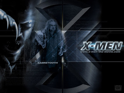Movies Wallpaper X-Men Sabretooth wallpapers
