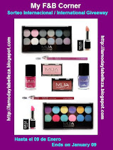Sorteo MUA Internacional / Internationa MUA Giveaway