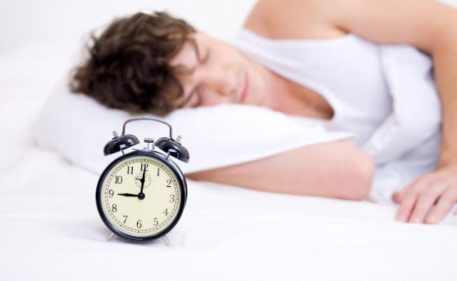 tips tidur sehat