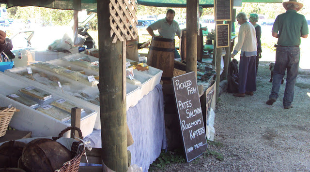 Harkerville Market Fish
