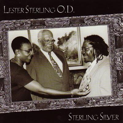 LESTER STERLING O.D. - Sterling Siver (2002)
