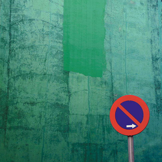 abstract, urban, urban photography, green, sign, city, photography, photo, artist, contemporary,