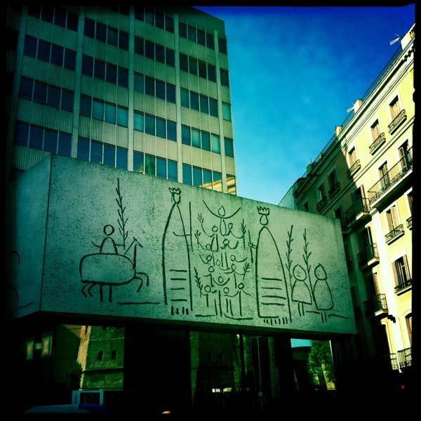 destino, Barcelona, España