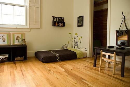 غرفة نوم الطفل Toddler bed room | مدونة د/ دعاء مجدى