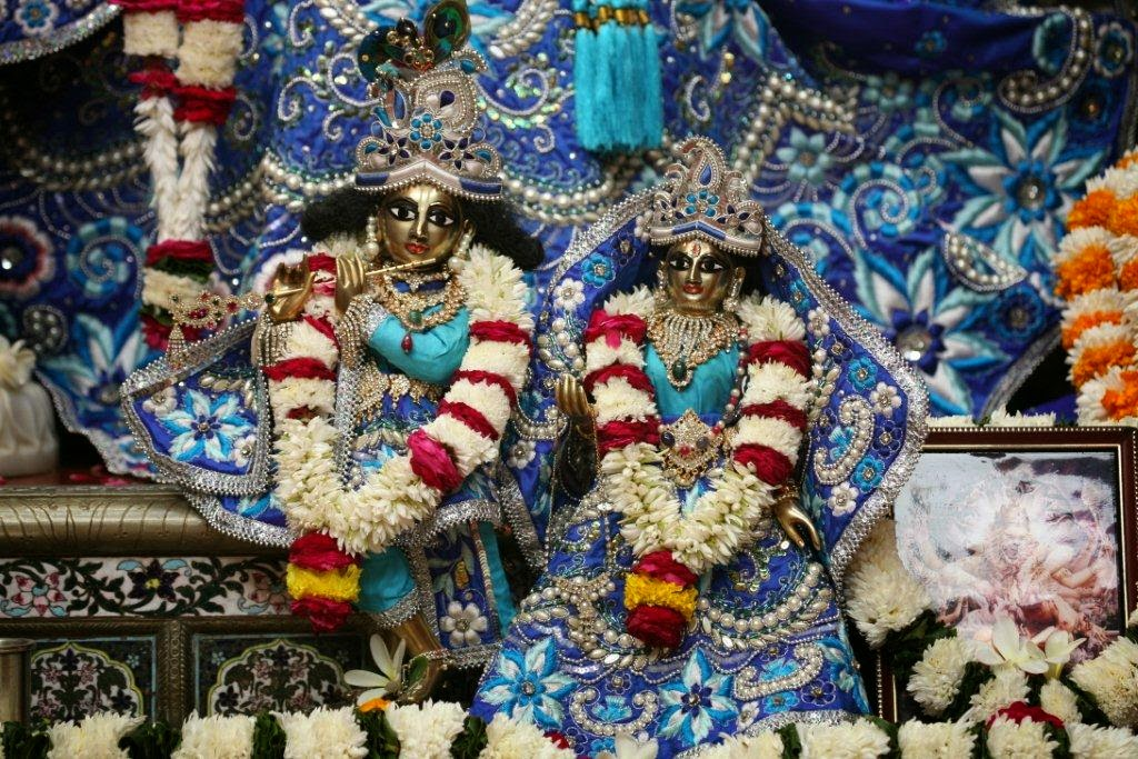 Mulavars of Sri Sri Radha Vrindavan Chandra