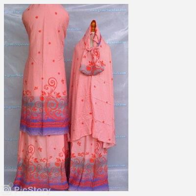 Mukena Bali Couple : MBC-070