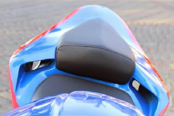 Modifikasi Honda Megapro Bergaya Superaport