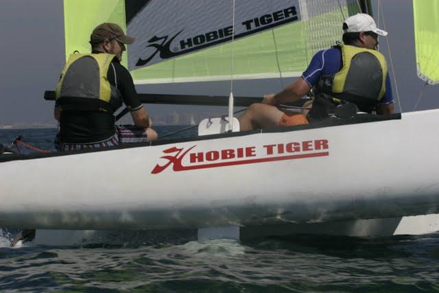 hobie cat tiger