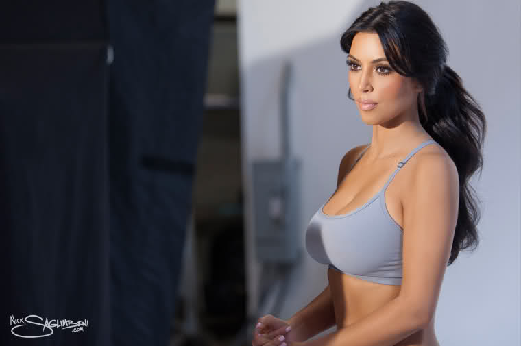 Kim Kardashian Hot