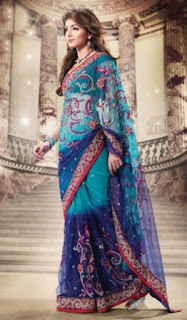 Designer-Embroidered-Saree