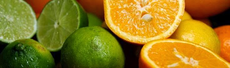 mandarynki i limonki