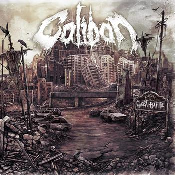 Caliban - Ghost Empire [Deluxe Edition] (2014)