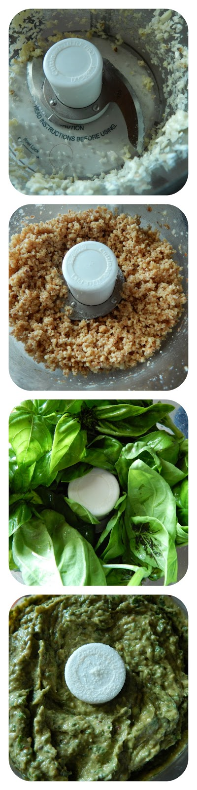 homemade pesto (sweetandsavoryfood.com)