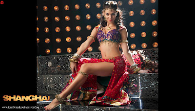 Scarlett Mellish Wilson - Bollywood's New Hottest British Model in Shaighai film item number imported kamariya