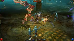 Torchlight II reloaded screenshot