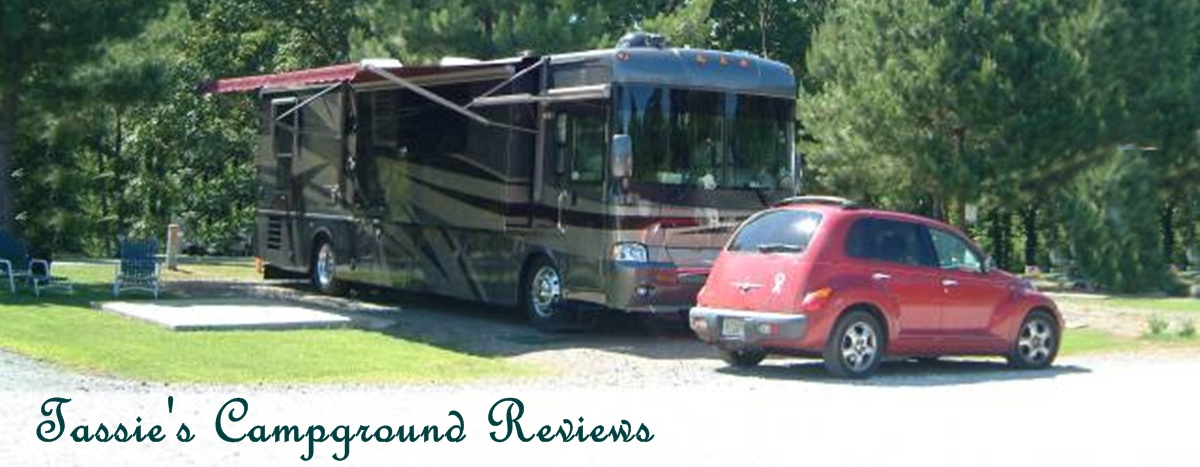 Tassie's Campground Reviews