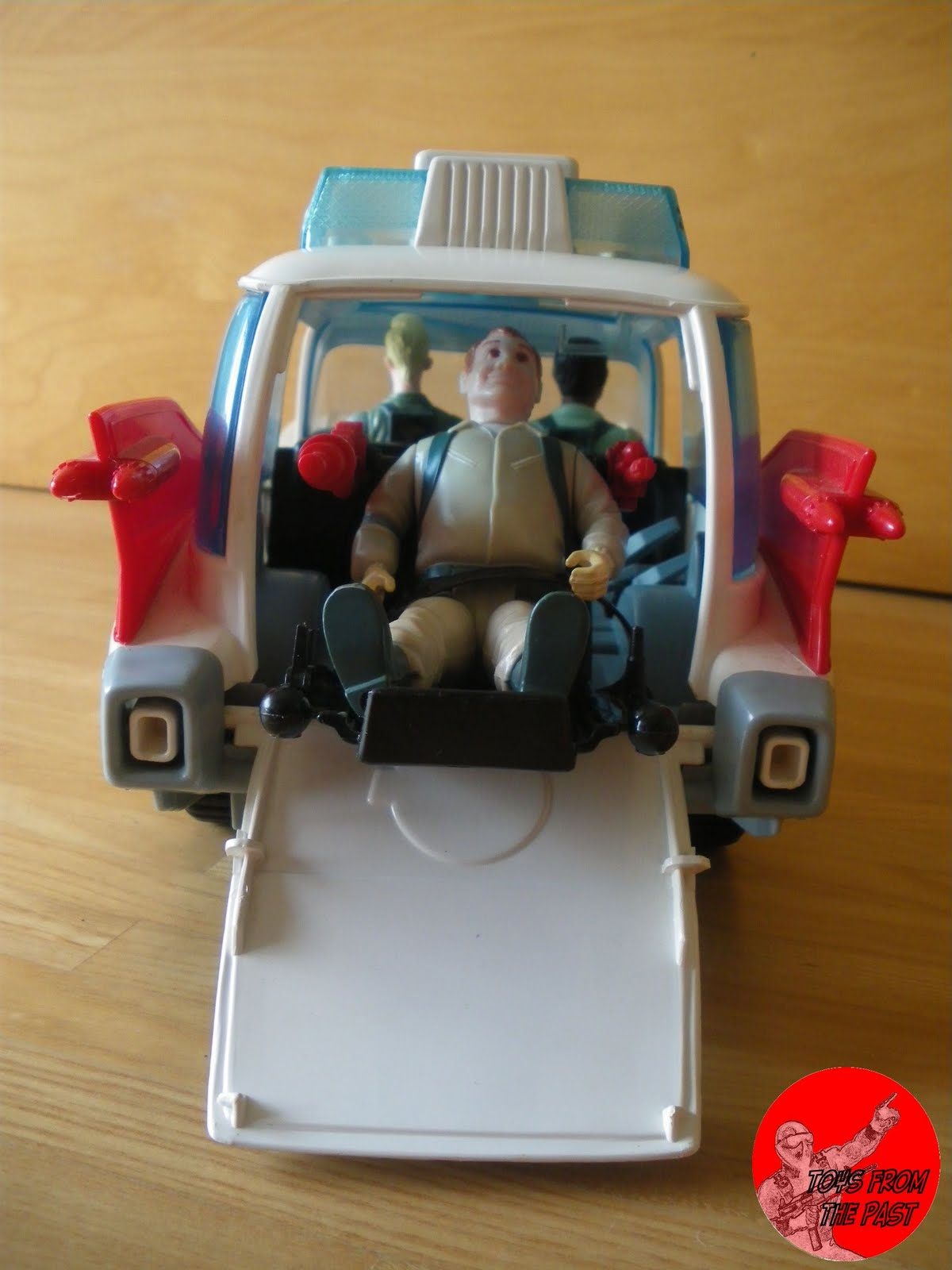 Toys From The Past 71 Real Ghostbusters Ecto 1 1986