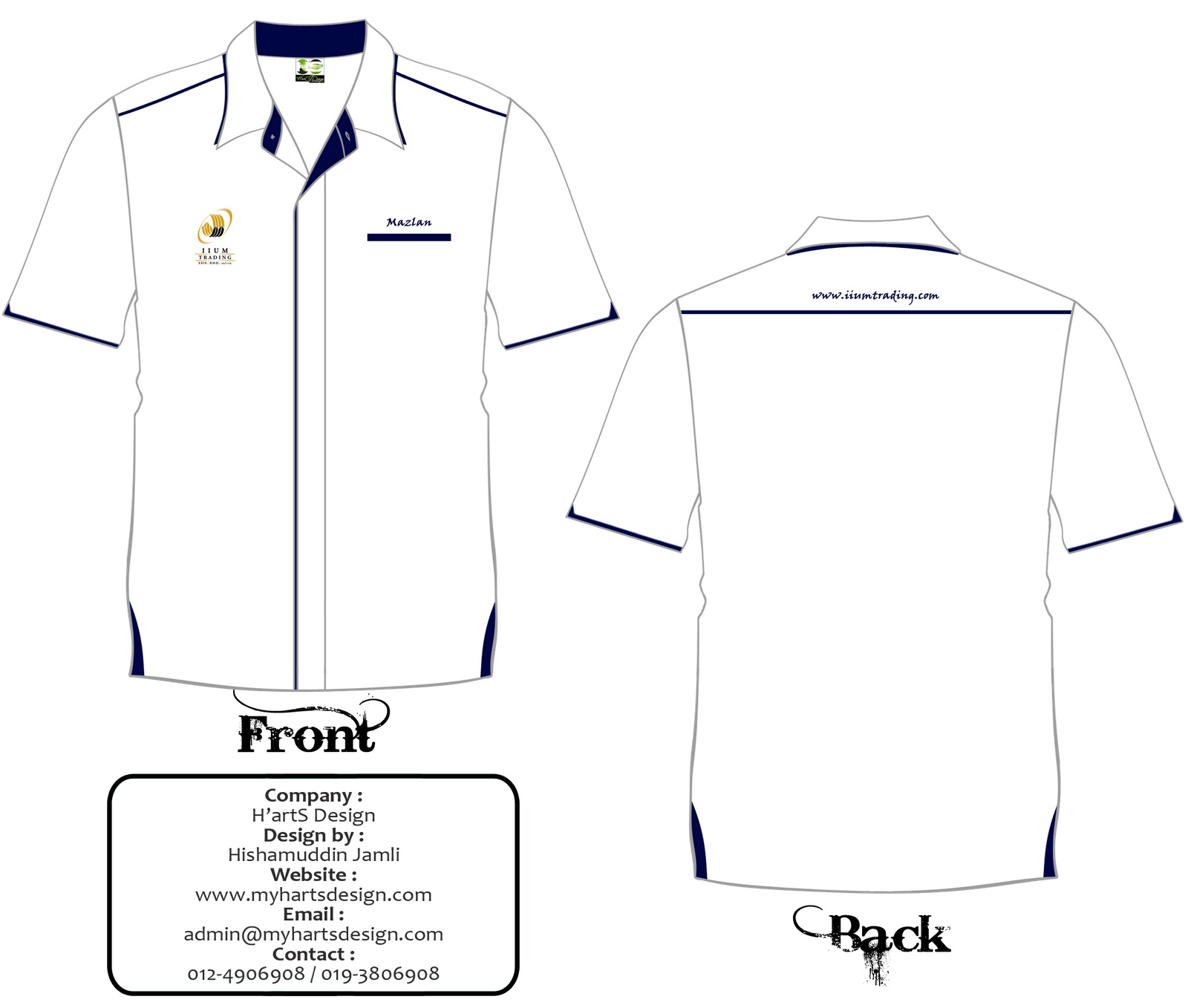 Shirt design malaysia - Our Accepted Design Project Part 7