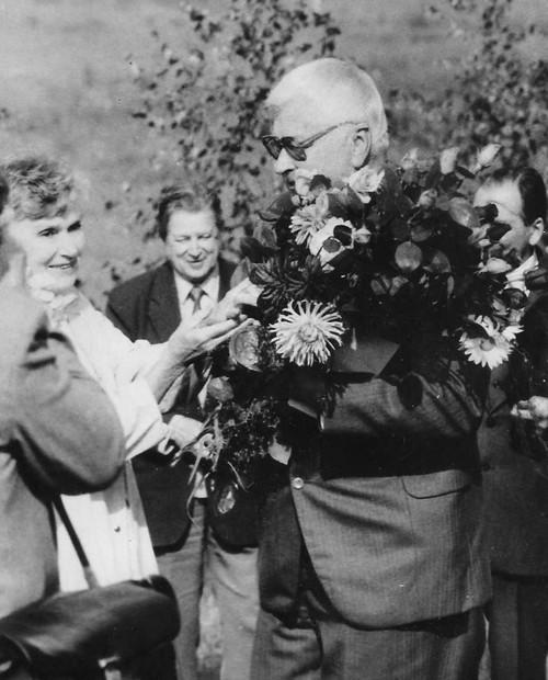 Alfrēda Amtmaņa-Briedīša muzejā 1987. gada 5. augustā - 5