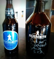 Black Lager, Russian imperial stout, silversmith brewing, niagara, ontario, wine country