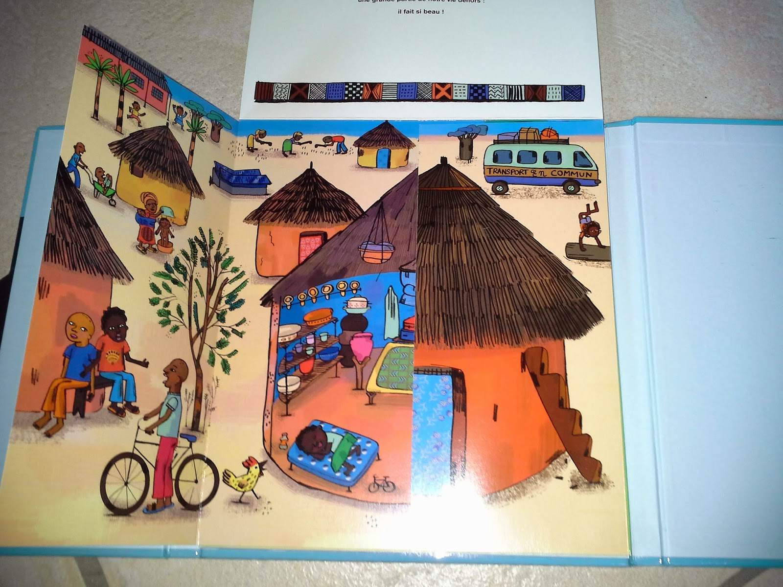 Les lectures de sanl ane mes maisons du monde for Maison du monde 13