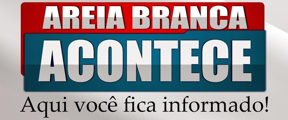 AREIA BRANCA ACONTECE
