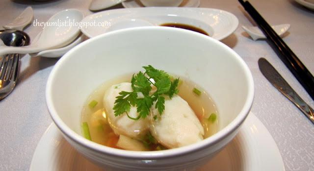 Tao, Sam Leong, celebrity chef, InterContinental Kuala Lumpur, Chinese Restaurant