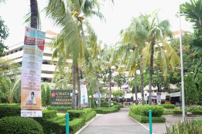Kampus-Hijau-Universitas-Surabaya-Ubaya