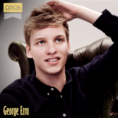 7 de junio | George Ezra - @george_ezra | Info + vídeos