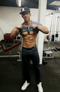 Fernando Valdez - Male Fitness Model | Bodybuilding and ...