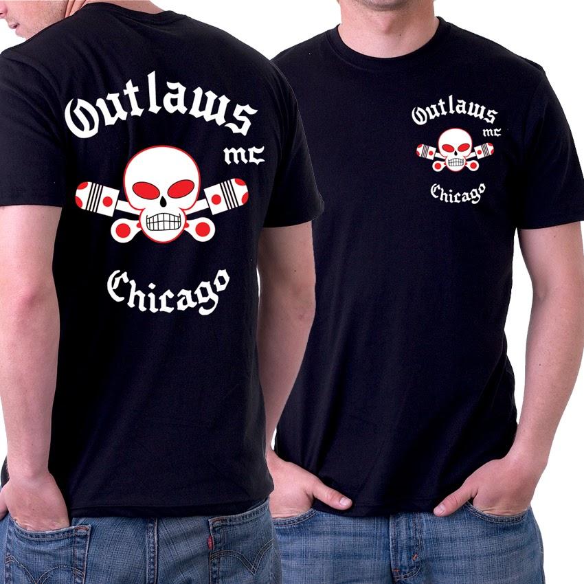 outlaw biker club patches t shirt outlaws mc
