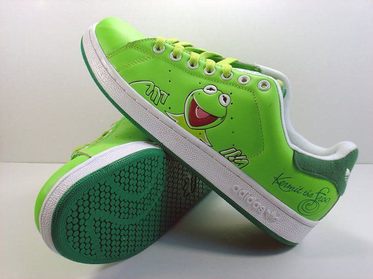 Adidas Adicolor Stan Smith G4 Kermit the Frog