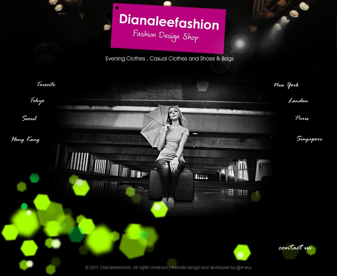 Best Fashion Website Designs