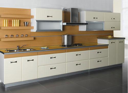 tủ bếp mfc đẹp 2