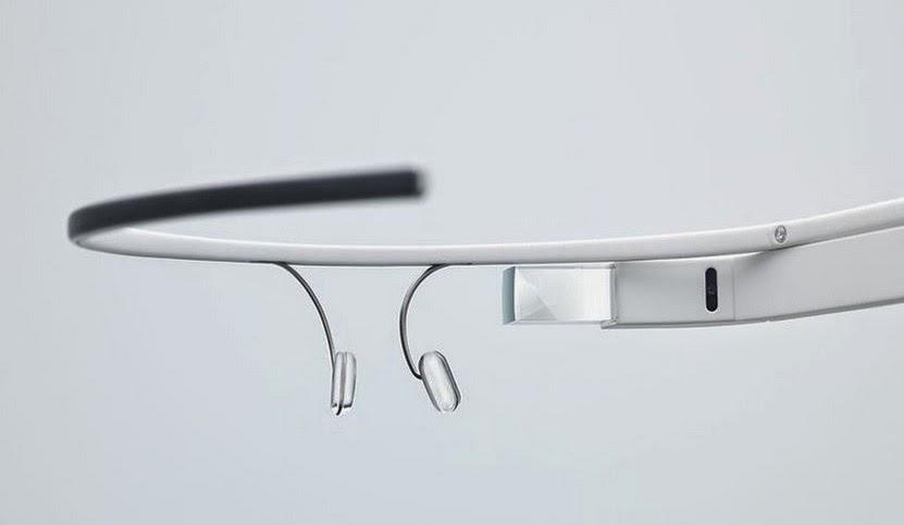 تصميم جديد لنظارات جوجل الذكية Google Glass