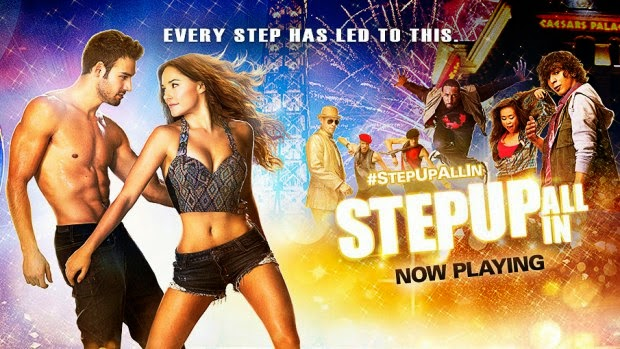 Step Up All In Ver gratis online en vivo streaming sin descarga ni torrent