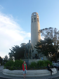 Coit Tower , San Francisco, CA