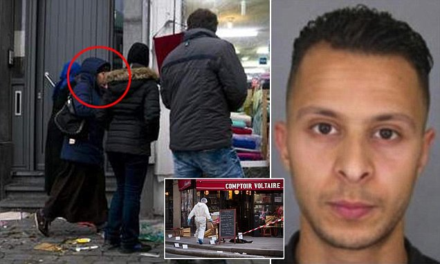 Paris killers news