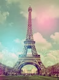 eiffel tower.wish to get here.