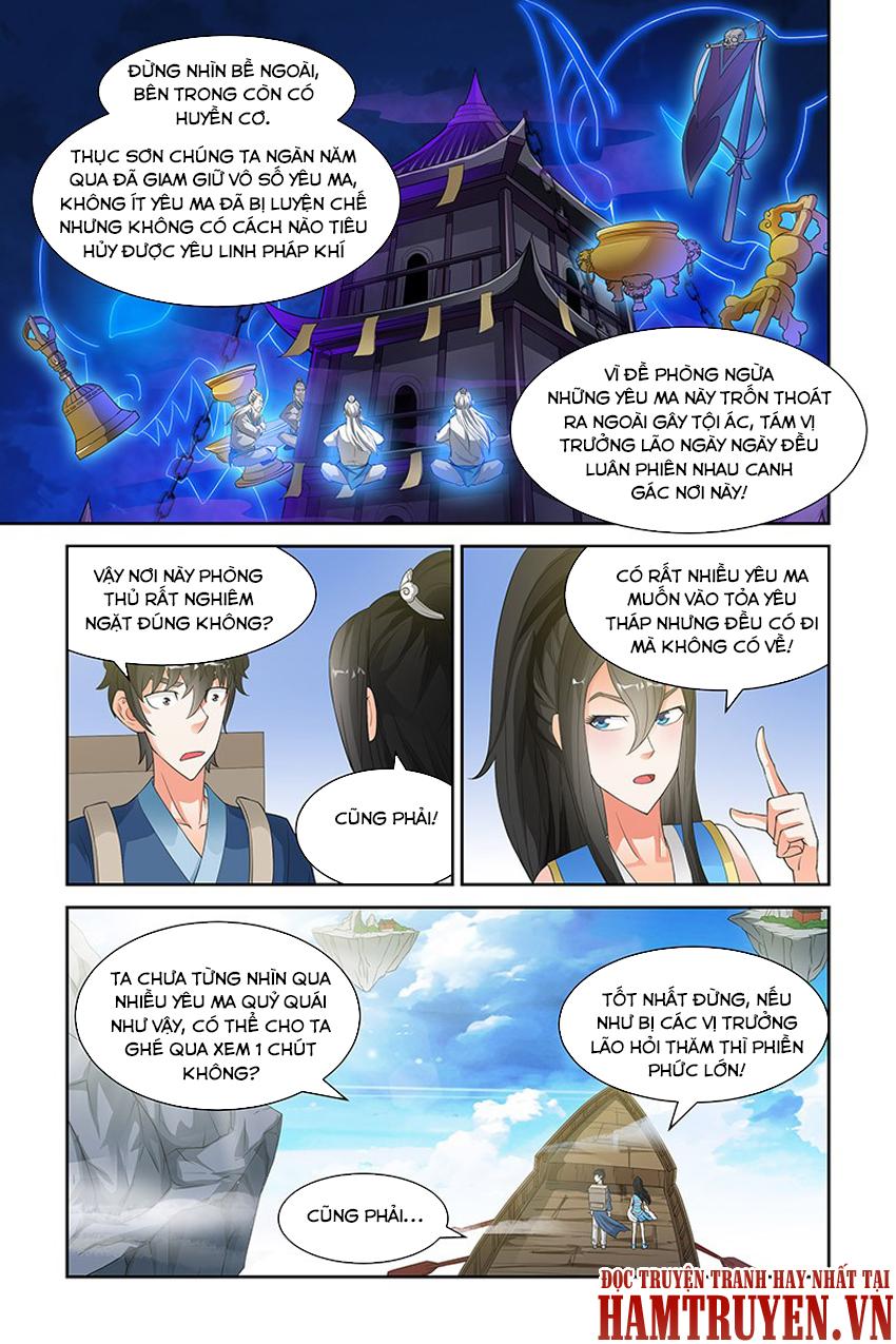 Trạch Yêu Ký Chapter 119 - Hamtruyen.vn