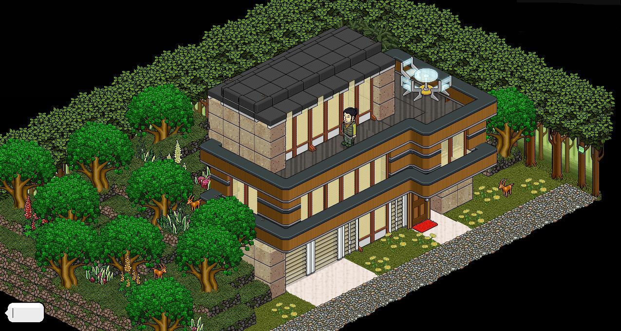 Baze Gamer Habbo Hotel