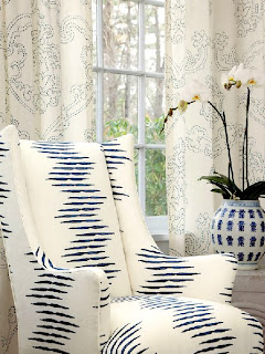 Black and White semi Zebra stripe animal print chair fabric