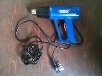 Draper Heat Gun ~ 1000w