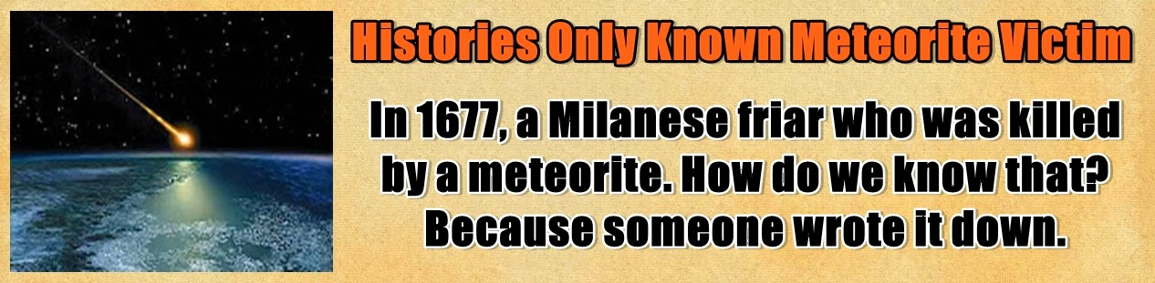 http://www.nerdoutwithme.com/2014/02/histories-only-known-meteorite-victims.html