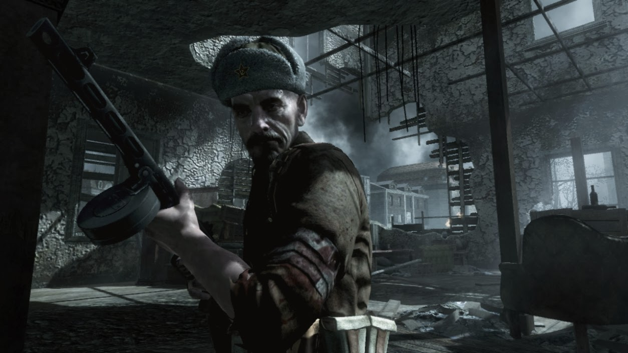 1. The Battle Royale mode features 100 players in a fight to the death