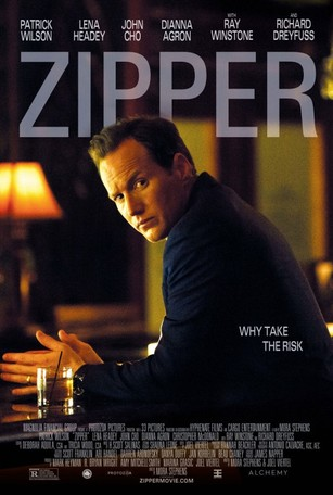 Zipper 2015 HDRip 480p 300mb ESub