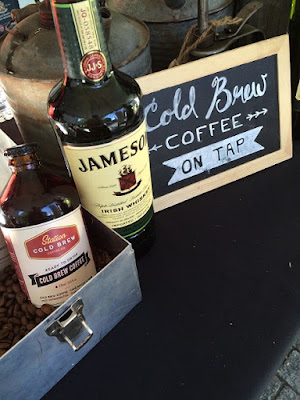 Station Cold Brew and Jameson