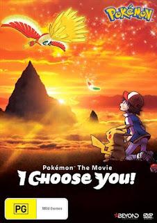 Pokémon, o Filme: Eu Escolho Você! Legendado Online