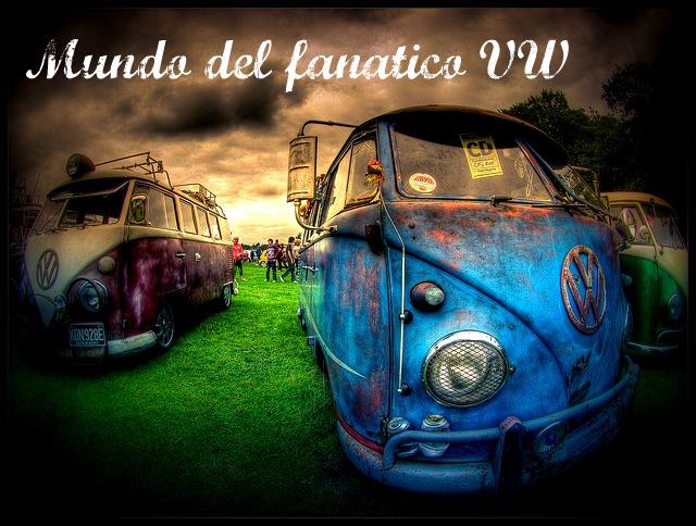 Aficionados al Mundo VW