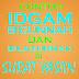 Contoh Idgam Bigunnah dan Idgam Bilagunnah pada Surat Yasiin